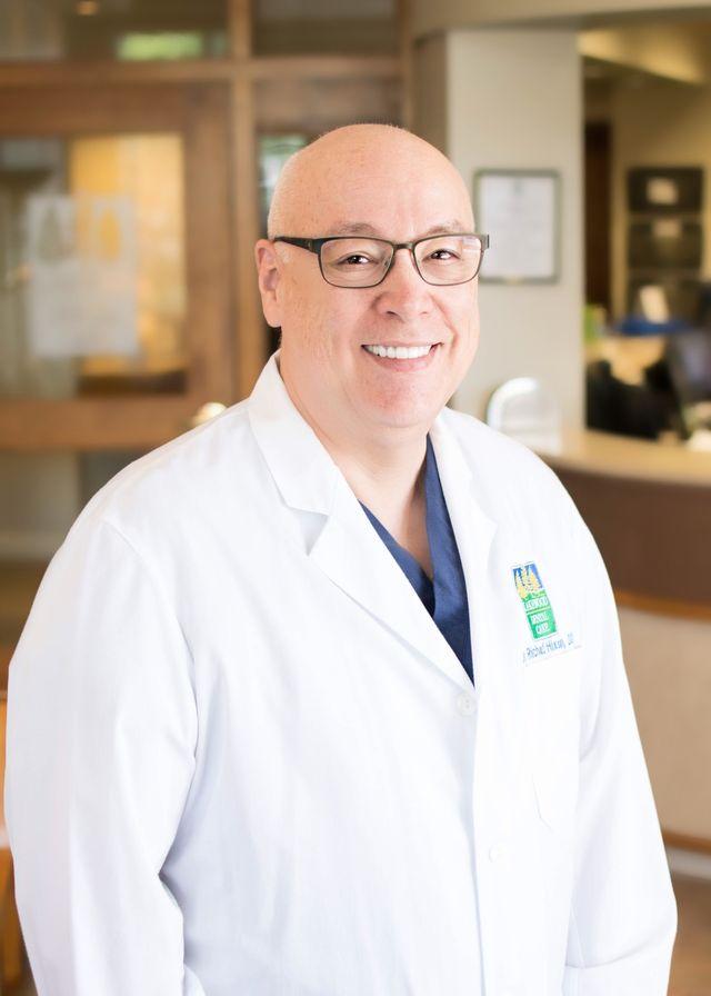 Little Rock Dentist, Doctor Richard Hixson, Dentist in