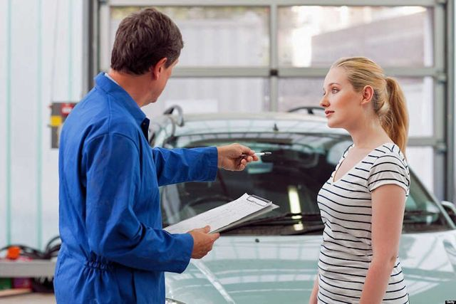 Mot Inspection Service By Family Car Centre In Braintree Essex Uk