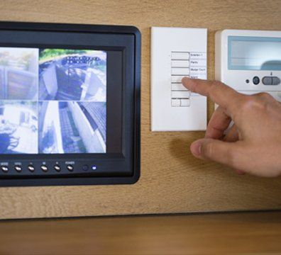 A range of access control systems from a company in Norfolk