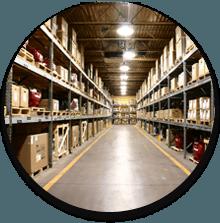 Secure storage space