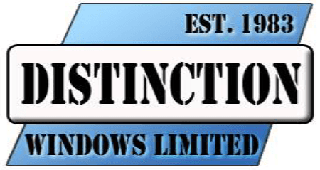 DISTINCTION WINDOWS LIMITED logo