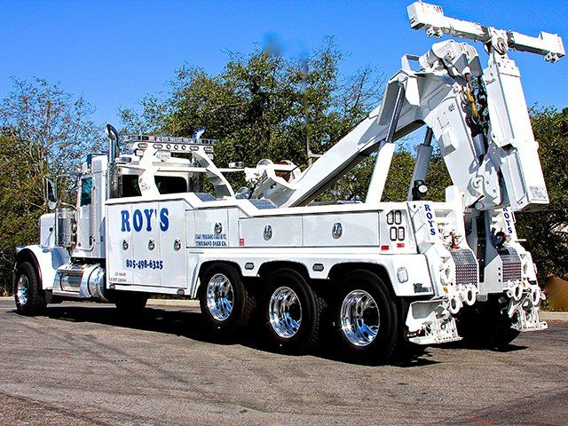 home - Thousand Oaks, CA - Roy's Towing Inc