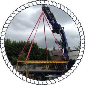 repaired lifting equipment