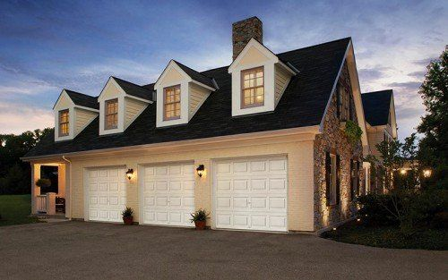 House With Garage U2014 Garage Door Repair In Hudson, OH
