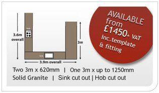 cheap granite worktop offer