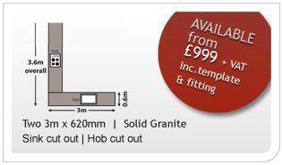 granite worktop offer