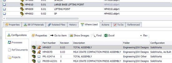 RevZone Product Data Management for SolidWorks