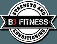B3 Fitness logo