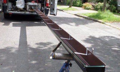 gutter replacement equipment