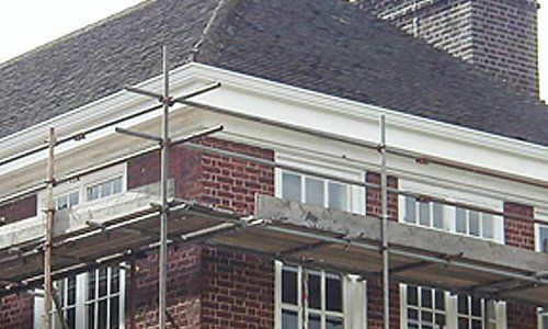 Free consultation on commercial guttering