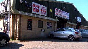 Independent garage service