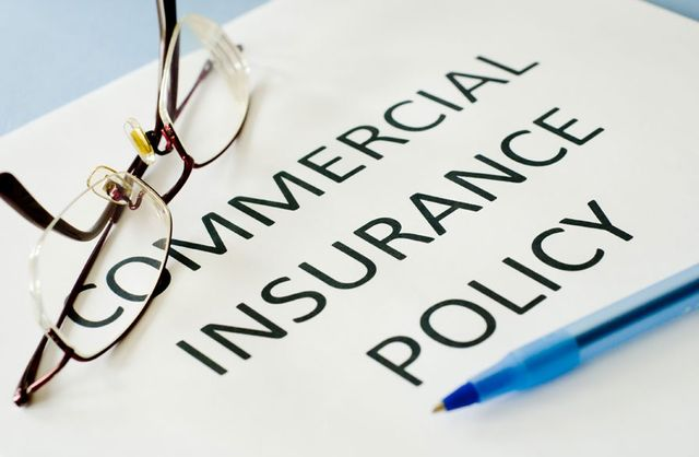 Commercial insurance contracts compiled by Richardson