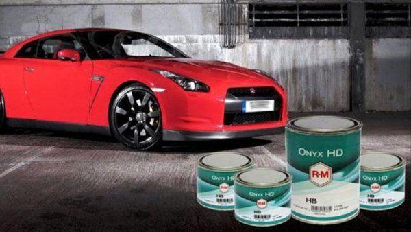 prodotti per verniciatura auto