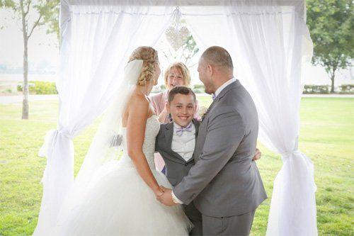 Amanda and Nikolas wedding celebration