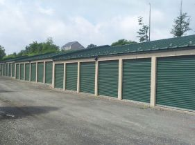 Commercial and residential storage units in Middletown, NY