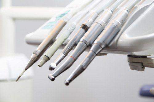 trapani per il dentista