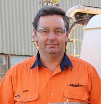 Brett Moore Operations Manager