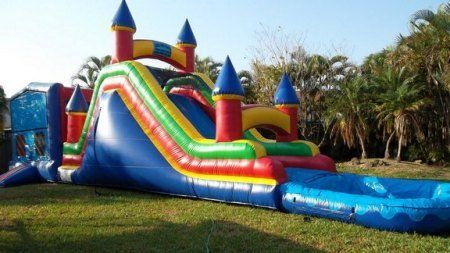 Inflatable Combos Rentals In Miami Party Equipment