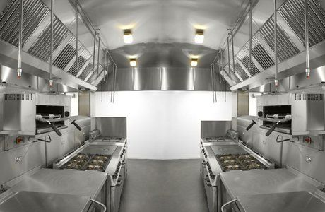 Industrial Kitchen Extraction Services Elan Dragonair Ltd