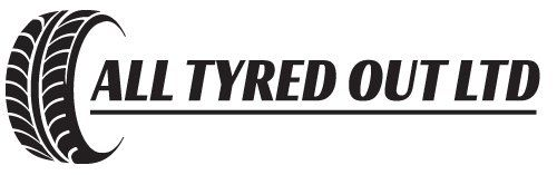 ALL TYRED OUT LTD logo