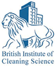British Institute of cleaning science logo