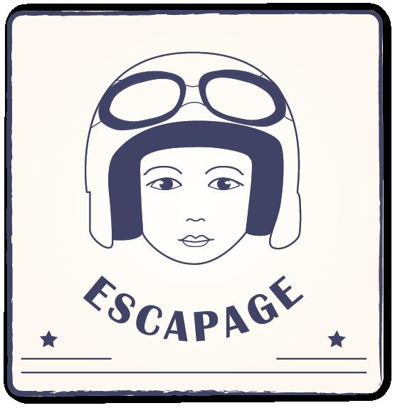 Escapage, partenaire de TagTagCity création de site pour gite