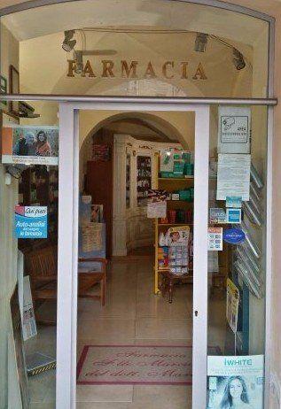 ingresso farmacia