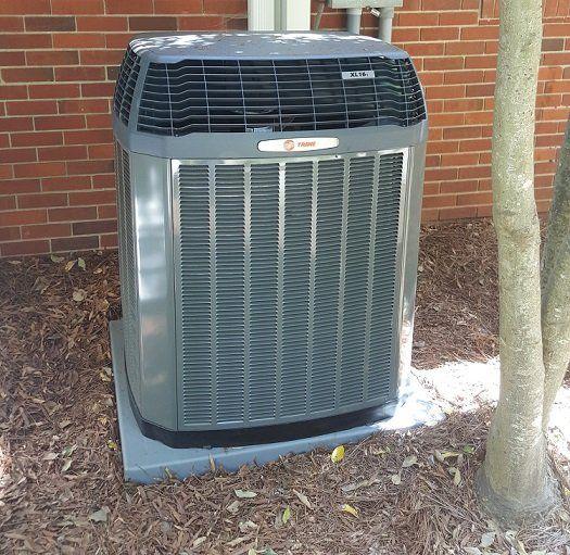 Residential AC Repair — Winston-Salem, North Carolina