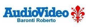 AUDIOVIDEO BARONTI ROBERTO - LOGO