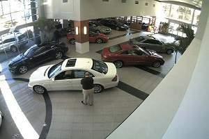 Video Surveillance for Car Dealerships