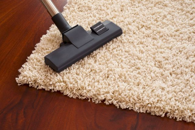 General Rug Cleaning Tips