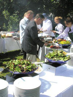 Outside catering - Gerrards Cross - Catering