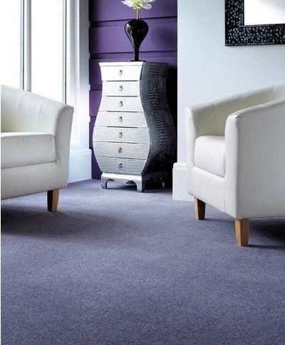 Purple colour flooring