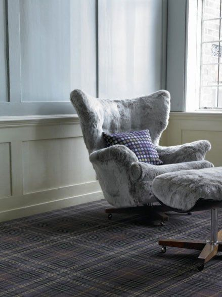 Sofa in a home