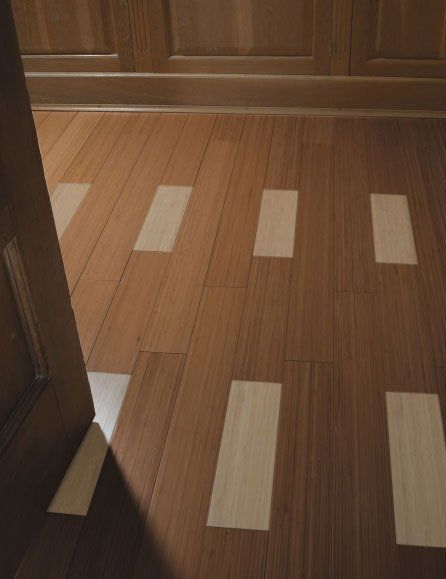 Beautiful wooden flooring
