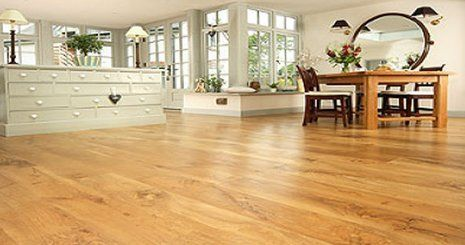 Wooden Karndean flooring