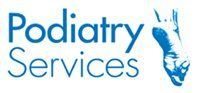 Podiatry Services Company Logo
