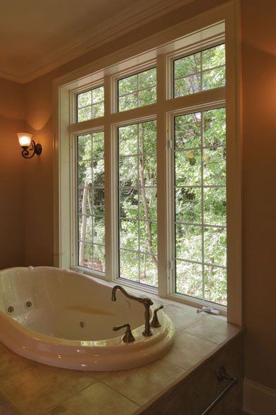 Bathroom Windows