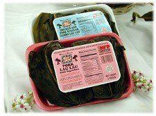 Pork with Vegetable Laulau