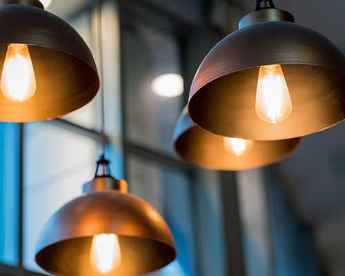 quattro lampade