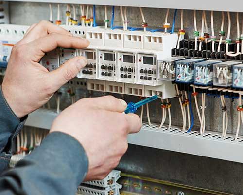 impianti elettrici, cablaggio delle reti