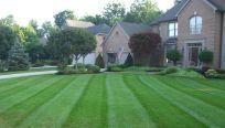 Work of landscape contractors in Greater Cincinnati