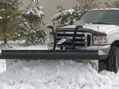 Professional snow removal services in Cincinnati