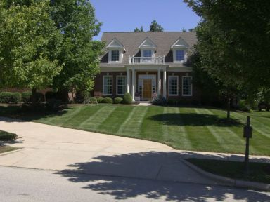 Expert lawn maintenance in Cincinnati