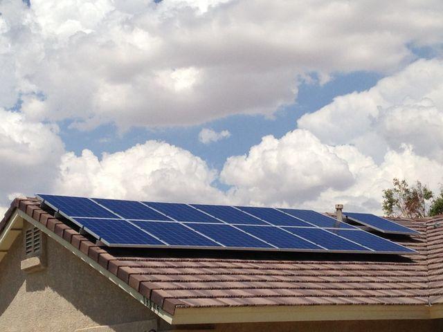 High Desert Solar Power Contractor
