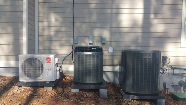 Heating and cooling system installation in Pell City, AL