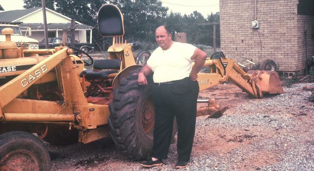 The founder of Gary's Construction, Fats Gary