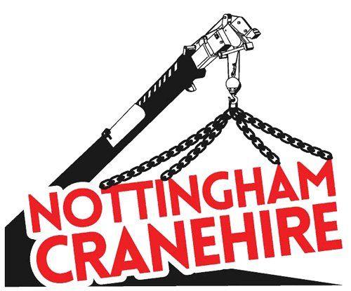 Nottingham Crane Hire logo