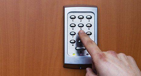Phone entry system