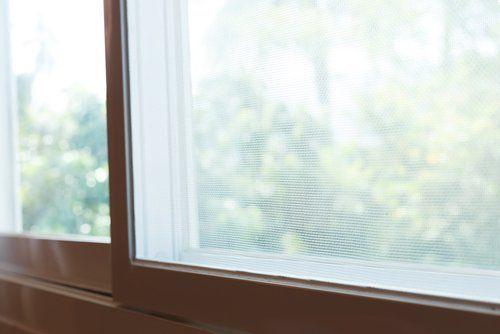 finestra socchiusa